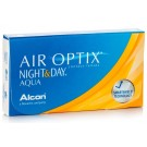 AIR OPTIX™ NIGHT & DAY™ Aqua (6 čoček)