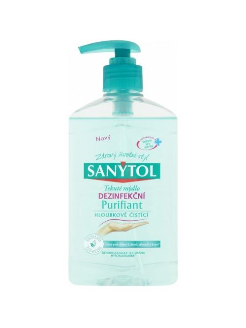Sanytol dezinfekční mýdlo - Purifiant 250 ml
