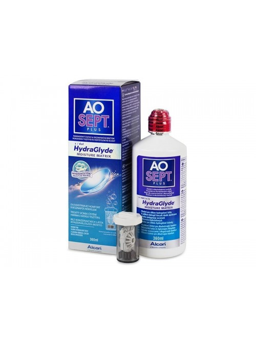 oztok AOSEPT PLUS HydraGlyde 360ml