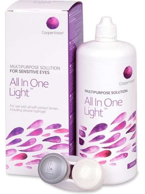 Cooper Vision All In One Light 360 ml