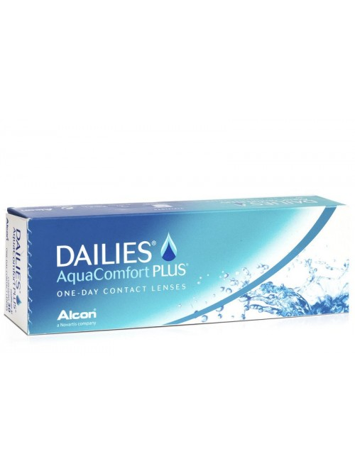 Focus Dailies AquaComfort Plus (30 čoček)