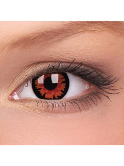 CRAZY čočky dioptrické - Volturi – Demon (2 čočky)