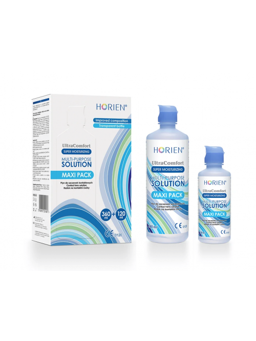 Horien Ultra Comfort 360 ml + 120 ml MAXIPACK