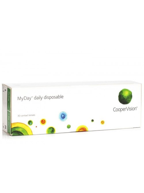 MyDay daily disposable (30 čoček)