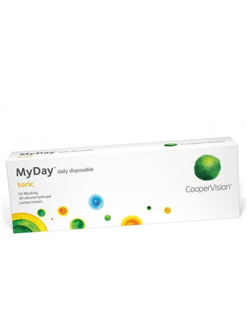 MyDay daily disposable Toric (30 čoček)
