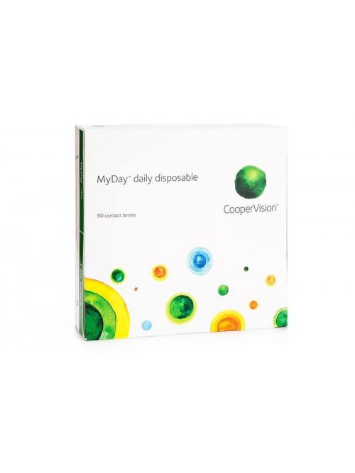 Coopervision MyDay daily disposable (90 čoček)