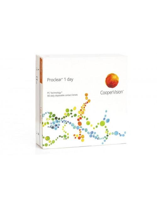 PROCLEAR® 1day (90 čoček)