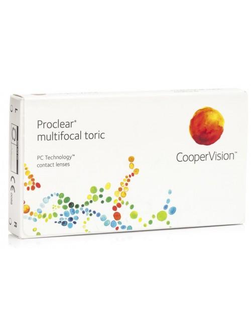 Proclear® Multifocal Toric (3 čočky)