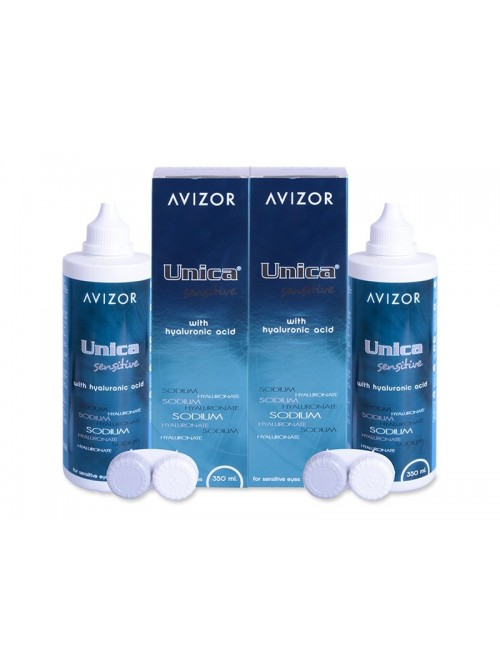 Unica Sensitive 2 x 350 ml