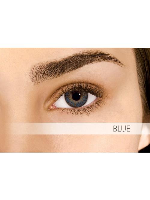 Air Optix Colors Blue - nedioptrické (2 čočky)