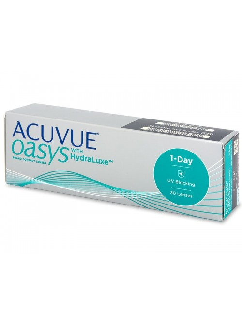 Acuvue Oasys 1-Day with HydraLuxe 30 čoček