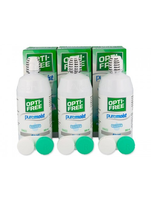 Opti-Free PureMoist 3 x 300 ml