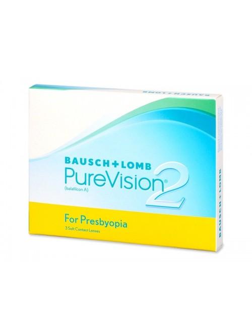 PureVision 2 HD for Presbyopia (3 čočky)