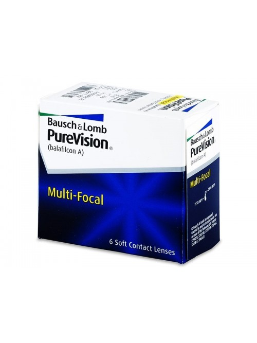 PureVision Multi-Focal (6 čoček)