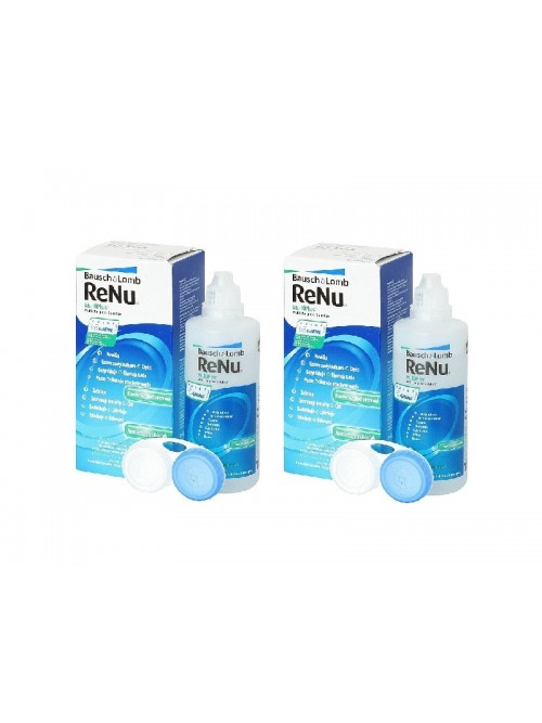 roztok ReNu MultiPlus 2 x 60 ml