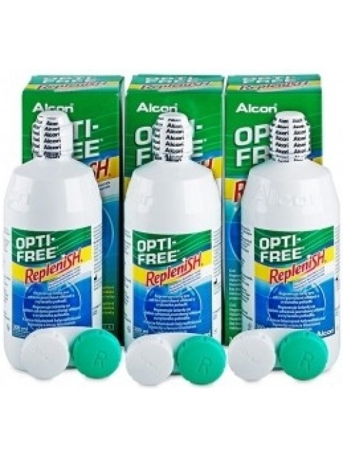 Opti-Free RepleniSH 3 x 300 ml