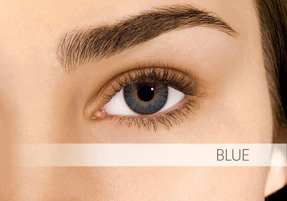 Air Optix Colors Blue - dioptrické (2 čočky)