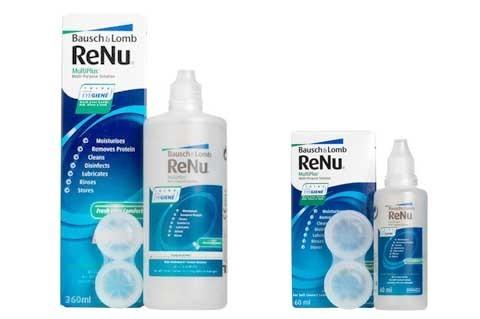 roztok ReNu MultiPlus 360 ml + ReNu MultiPlus 60 ml