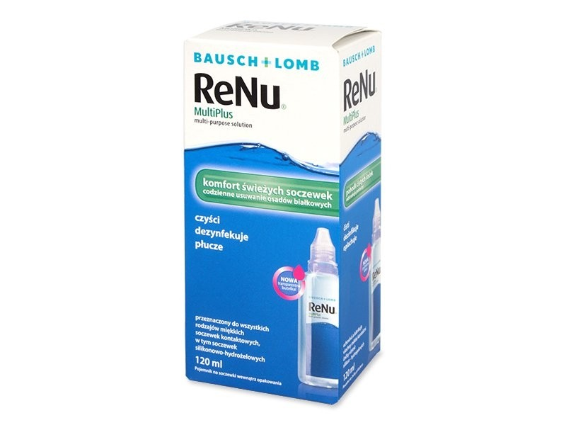 roztok ReNu MultiPlus 120 ml